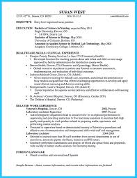 Icu Nurse Resume Sample by Icu Nurse Resume Template Best Free Resume Collection