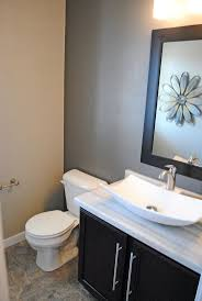 Modern Guest Bathroom Ideas Colors 52 Best Formal Half Bathroom Images On Pinterest Home Room And