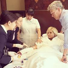 where dod yolana get lime disease yolanda foster opens up on battle with lyme disease i have lost
