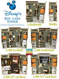 Bay Lake Tower One Bedroom Villa Floor Plan 28 Disney Bay Lake Tower Floor Plan Alfa Img Showing Gt Bay