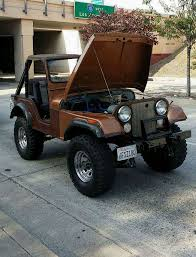 1973 jeep commando for sale my cj5 doing what it does best waiting for a tow jeep