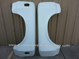 97 Ford F350 Truck Bed - fiberglass rear dually fenders adapters wheels conversion kits
