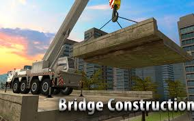 bridge construction crane sim android apps on google play