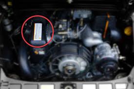porsche 928 engine shell air cleaner decal white 911 928 1984 u2013 1995 car bone pl