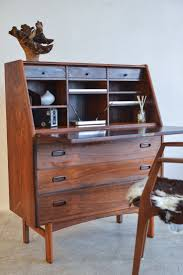 Secretary Desk Modern by 845 Best Mid Century Furniture And Accessories Images On Pinterest