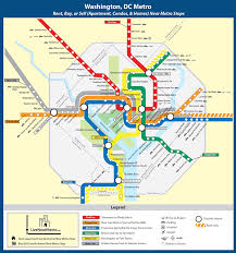 Dc Metro Red Line Map by Dc Metro Map Red Line Dc Metro Map Dc Transit Guide Metro Red