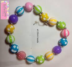 beading bracelet size images Bubblegum bead size comparison chart jpg