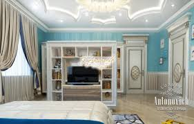 neoclassical style children s room interior design in neoclassical style