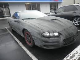 Chevrolet Camaro 1998 Auto Body Collision Repair Car Paint In Fremont Hayward Union City