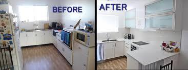 kitchen furniture brisbane brisbane kitchens before and after new kitchen brisbane