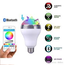 bluetooth music light bulb led light bulb smart bulb bluetooth music speaker led rgb light e27