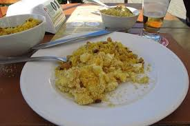 manioc cuisine rice and beans and fried egg w manioc flour picture of tambaqui