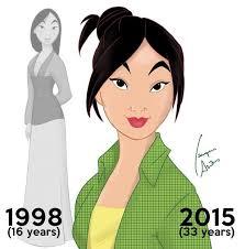 artist creates realistic drawings disney princesses