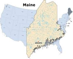map of maine maine maps road atv topo snowmobile hiking and trail maps