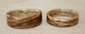 touch wood rings wear the warmth of wood