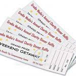 avery tickets template avery raffle ticket template renew ubrain intended for avery