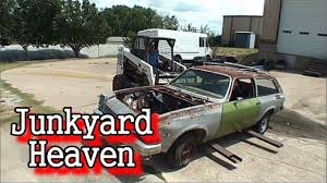 junkyard car youtube how to restore a junkyard car part 2 pulling the motor and