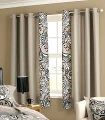 Window Curtains Design Ideas Contemporary Window Curtains Elkar Club