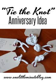 one year anniversary ideas tie the knot anniversary date idea