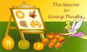 tinkerbell thanksgiving cards everything so beautiful