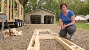 Dormer Cheek Construction Tiny House Construction Step 6 Framing The Dormers For The