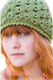 broomstick knitting craftside broomstick lace hat pattern by margaret hubert as seen