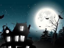 house of halloween hd wallpaper 10554