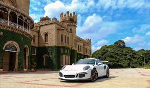 porsche 911 launch 911 gt3 rs makes india debut ahead of impending launch