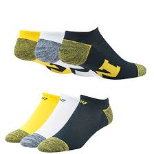 Michigan travel socks images 47 brand university of michigan blade no show socks 3 pack JPG