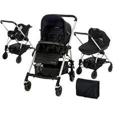 poussette siege auto bebe bébé confort pack streety plus combinée poussette nacelle