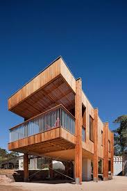 modern beach house built with natural materials u2013 adorable home
