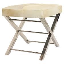 4310 stedman stainless steel x bench beige