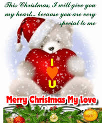 this christmas i give you my heart free love ecards greeting