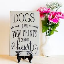 Dog Themed Home Decor Loving This U0027always Kiss Your Dog Goodnight U0027 Wall Art On Zulily