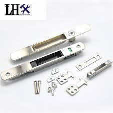 Interior Door Latch Hardware Lhx Cmms230 Hardware Zinc Alloy Sliding Door Lock Interior Door