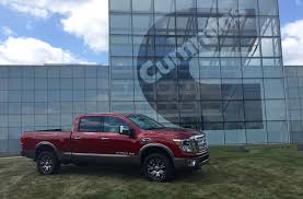 cummins truck 2016 nissan titan xd new information on the 5 0l v8 cummins