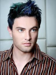 collection of moden hair cut 2015 for black man only mozambique modern men hairstyle with blue fringe haircuts pictures gallery