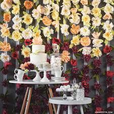 wedding backdrop tutorial 479 best paper flowers images on paper flowers apple