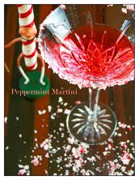 christmas martini peppermint martini a healthy life for me