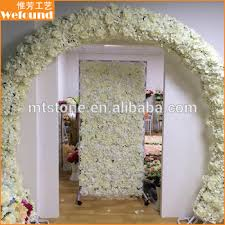 Wedding Trellis Flowers L00225 Wedding Arches With Flowers Wedding Flower Arch For Wedding