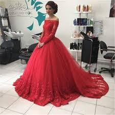 wonderful red long formal prom dresses 2017 chic boat neckline