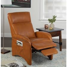 Recliner Chair Small Simple Living Addin Small Reclining Accent Chair Free Shipping