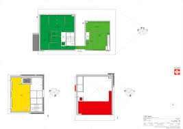 mezzanine floor plan house gallery of lego house big 23