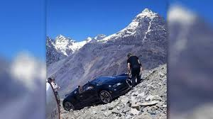 bugatti crash for sale bugatti veyron crash in the andes mountains looks oddly beautiful