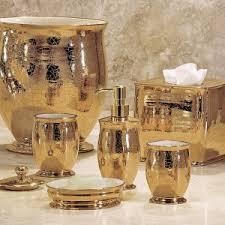 gold bathroom ideas gold bathroom accessories sets bathroom interior home design ideas