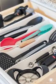 how to organize kitchen utensil drawer organized kitchen drawers real solutions for real kitchens