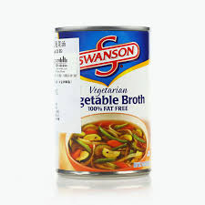 cuisiner des l馮umes sans mati鑽e grasse swanson soupe de légumes sans matière grasse 411g