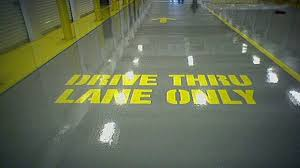 Industrial Concrete Floor Coatings Epoxy Flooring Line Painting And Striping San Diego Ca Youtube