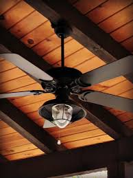 Outdoor Ceiling Fan And Light Dan S Ceiling Fans A Rich And Rustic Ceiling Fan Light