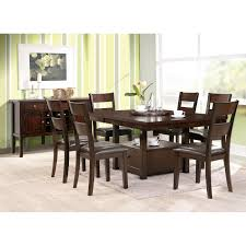 steve silver company gibson storage dining set home furniture